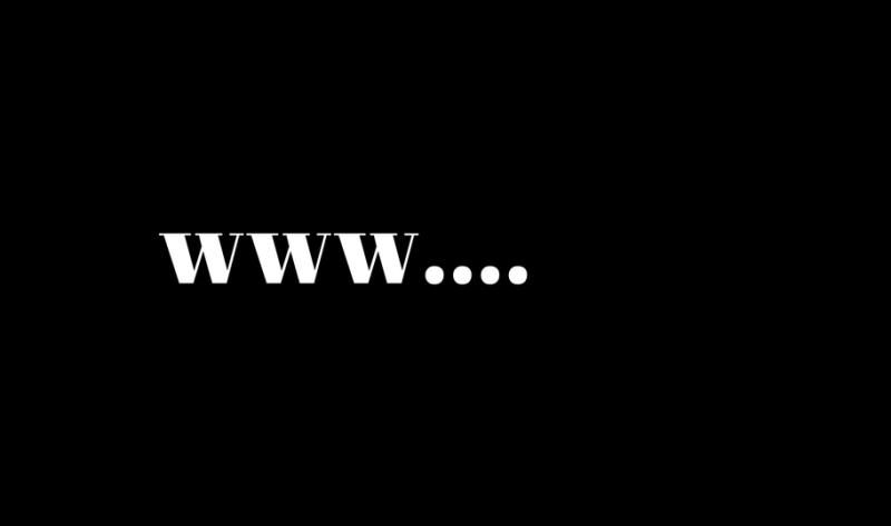 ako si založiť webstránku