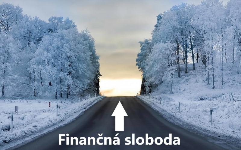 ako dosiahnuť finančnú slobodu